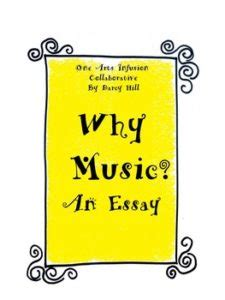 What music means to me essay